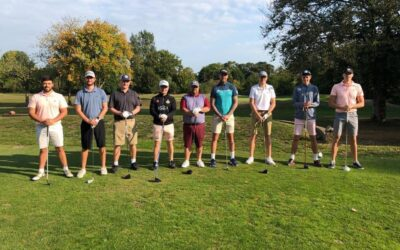 72 holes in one weekend. For Cancer Research UK